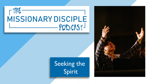 Seeking the Holy Spirit